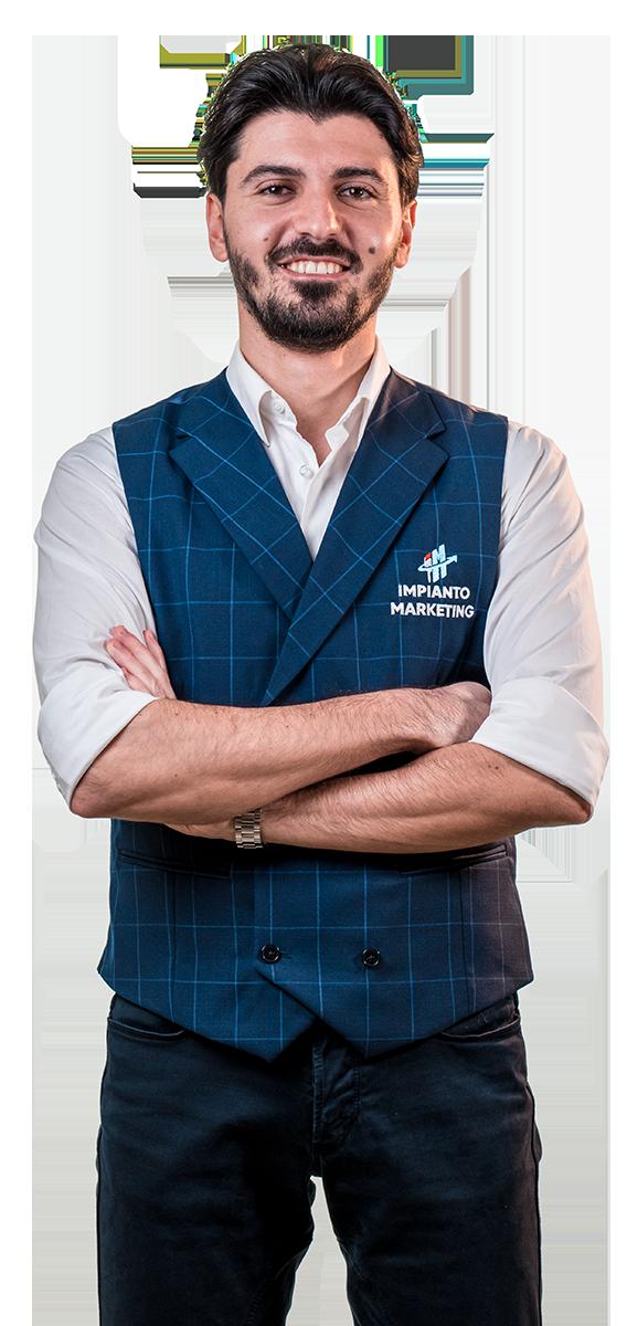 Antonello Derobertis Impianto Marketing